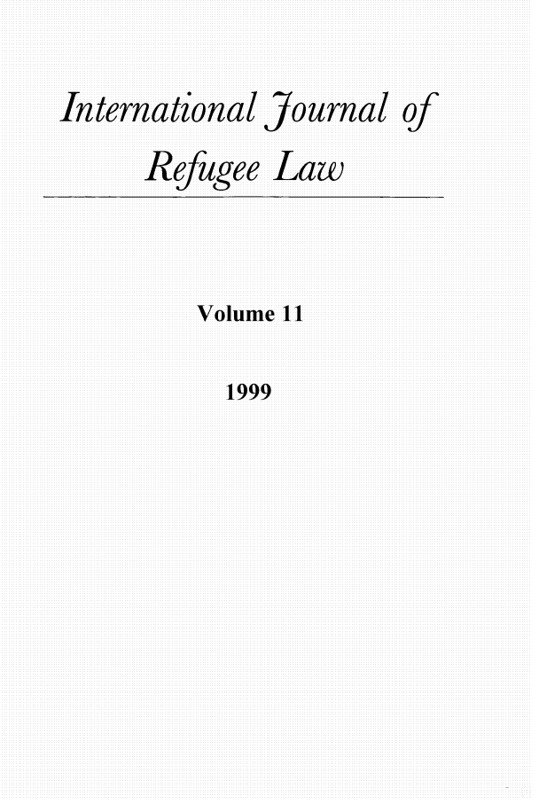 handle is hein.journals/intjrl11 and id is 1 raw text is: International Journal
