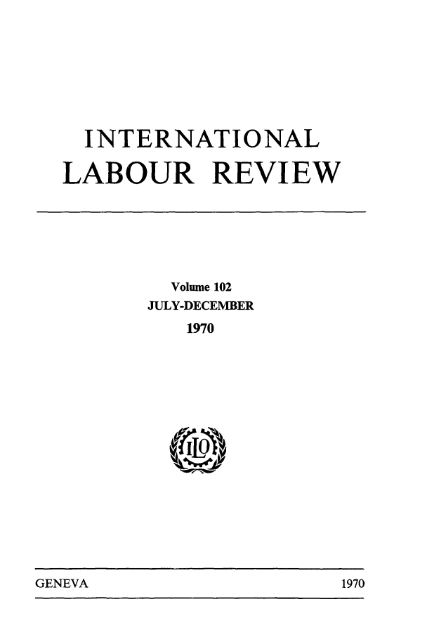 handle is hein.journals/intlr102 and id is 1 raw text is: INTERNATIONAL