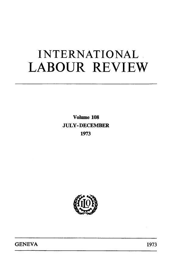 handle is hein.journals/intlr108 and id is 1 raw text is: INTERNATIONAL