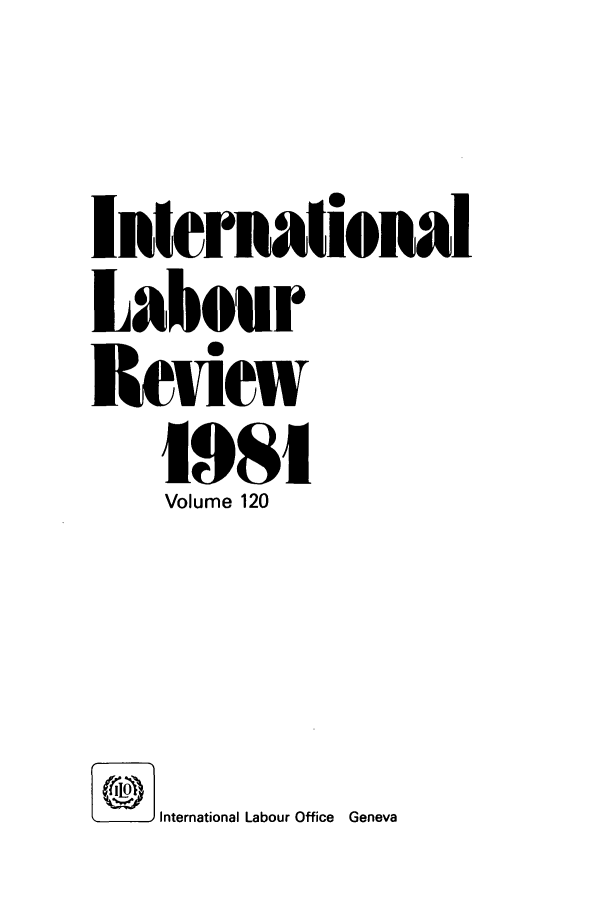 handle is hein.journals/intlr120 and id is 1 raw text is: Internalional