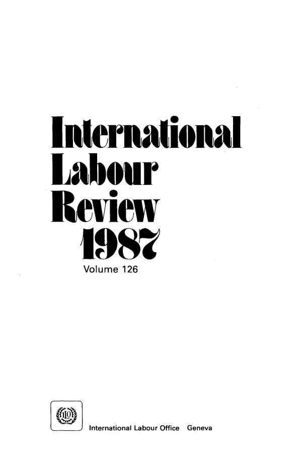handle is hein.journals/intlr126 and id is 1 raw text is: International