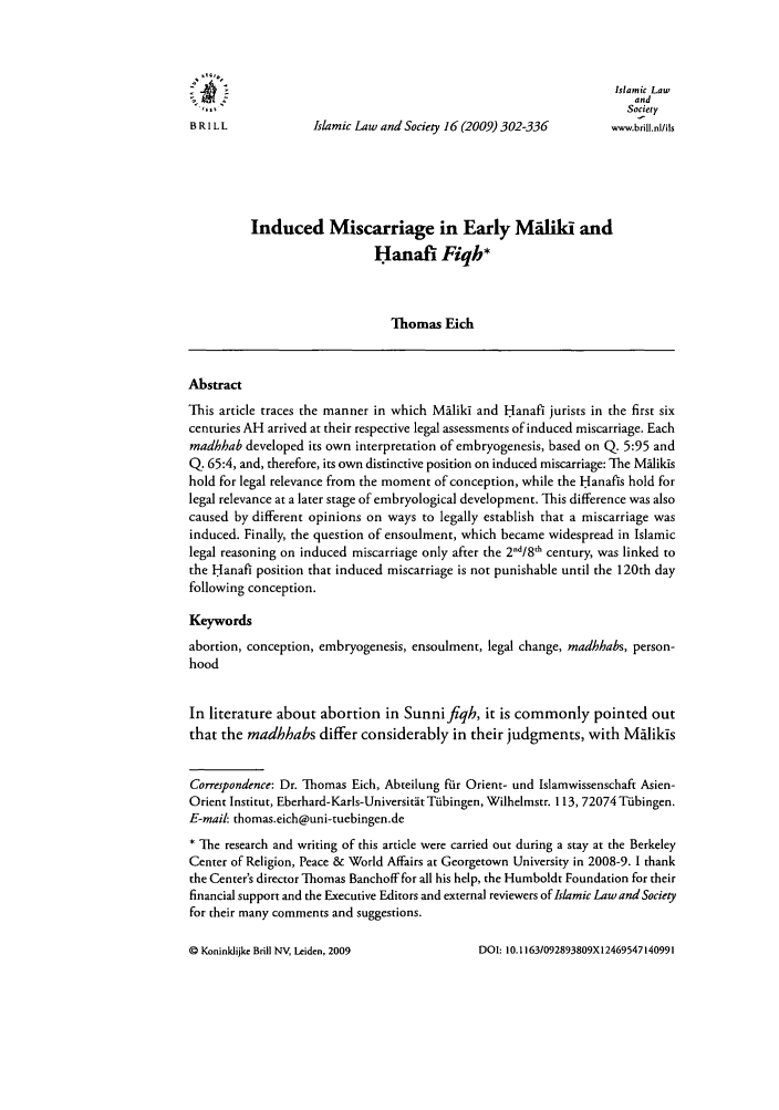 handle is hein.journals/islamls16 and id is 310 raw text is: Islamic Law