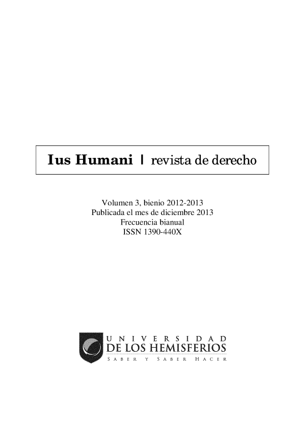 handle is hein.journals/iushum3 and id is 1 raw text is: 