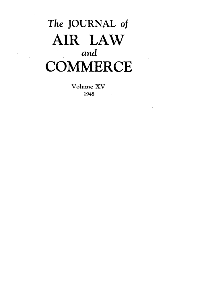 handle is hein.journals/jalc15 and id is 1 raw text is: The JOURNAL of