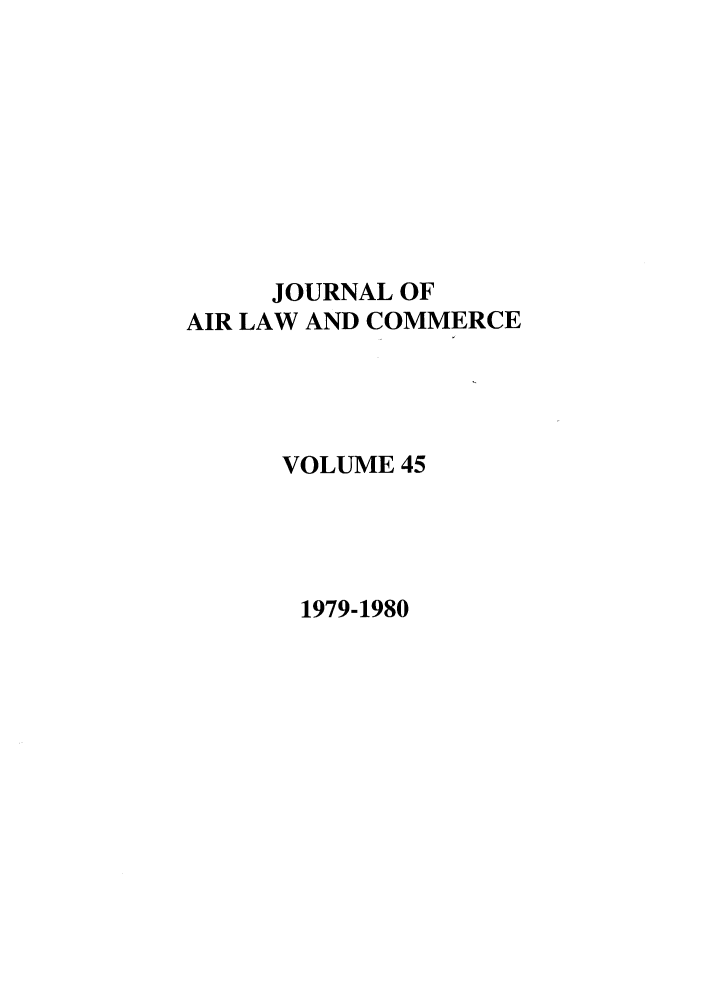 handle is hein.journals/jalc45 and id is 1 raw text is: JOURNAL OF