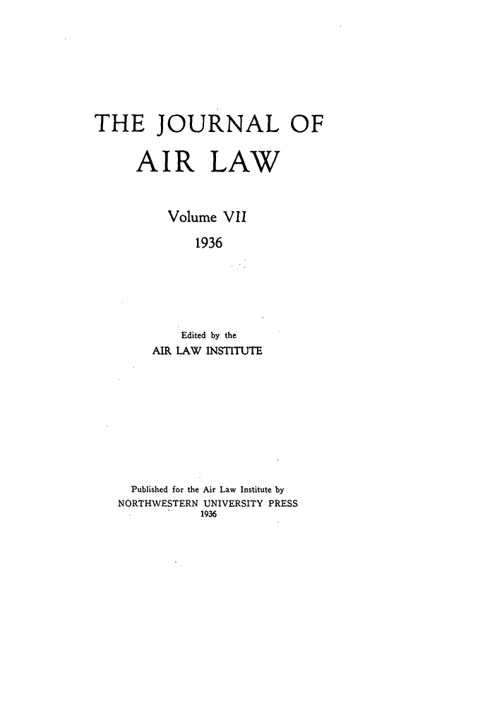 handle is hein.journals/jalc7 and id is 1 raw text is: THE JOURNAL OF