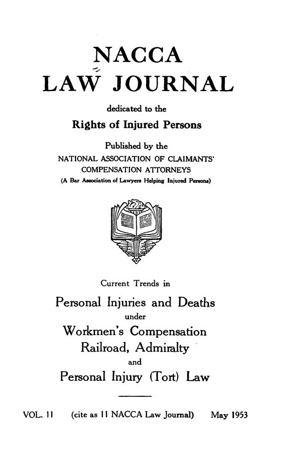 handle is hein.journals/jatla11 and id is 1 raw text is: 