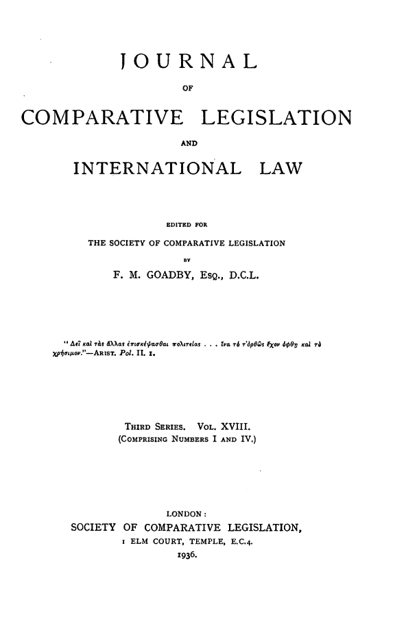 handle is hein.journals/jclilcs18 and id is 1 raw text is: JOURNAL