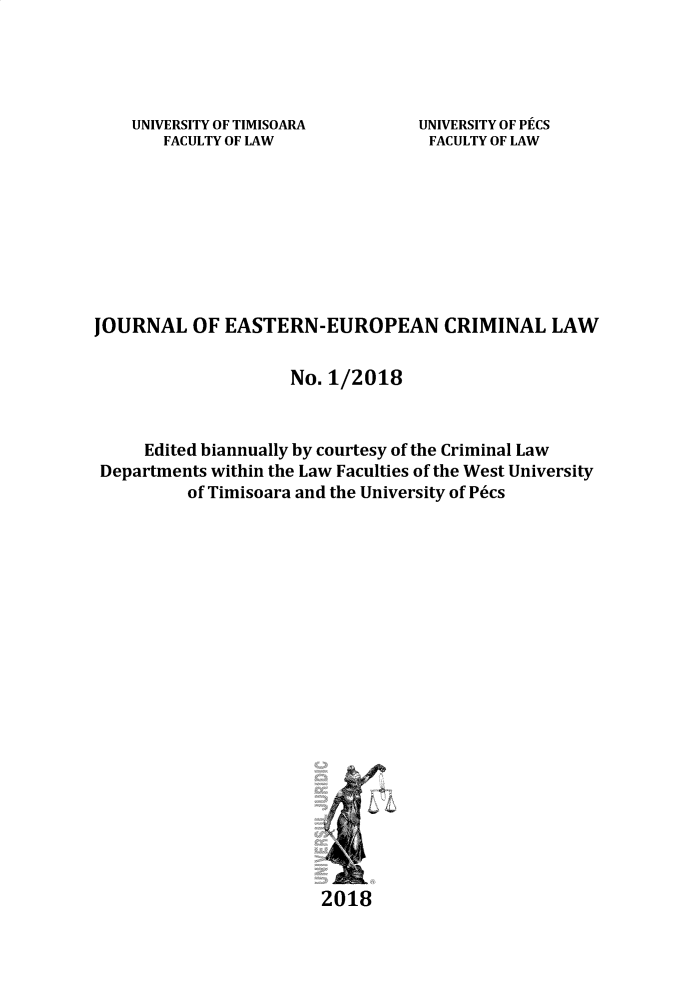 handle is hein.journals/jeeucl2018 and id is 1 raw text is: 
