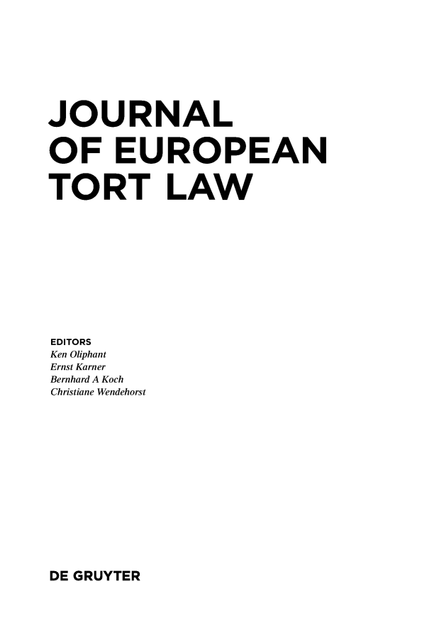 handle is hein.journals/jetl6 and id is 1 raw text is: 