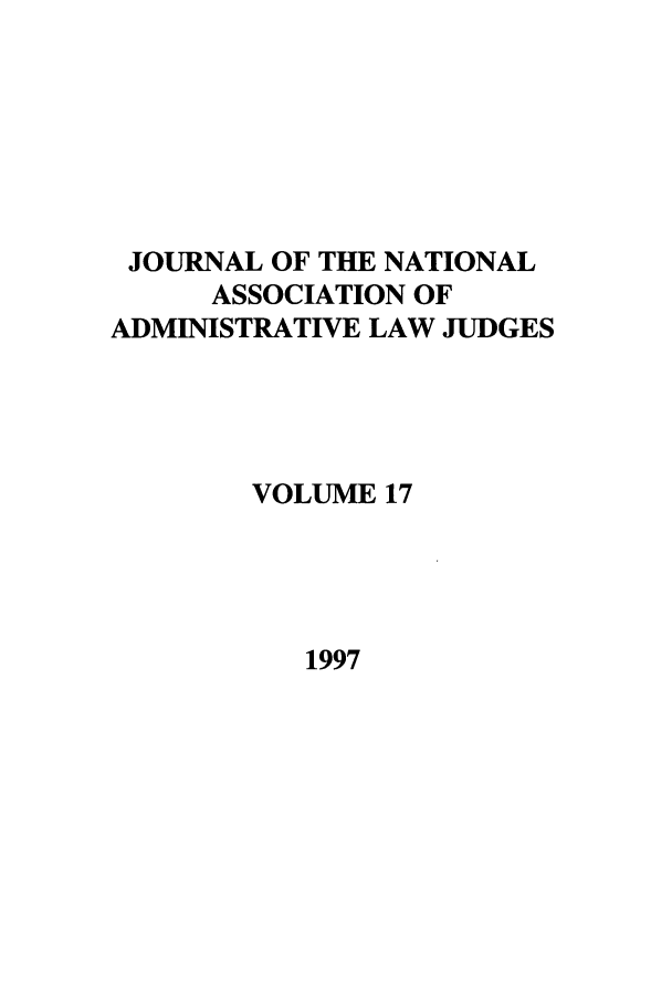 handle is hein.journals/jnaa17 and id is 1 raw text is: JOURNAL OF THE NATIONAL