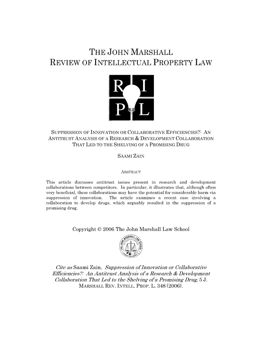 handle is hein.journals/johnmars5 and id is 384 raw text is: THE JOHN MARSHALL