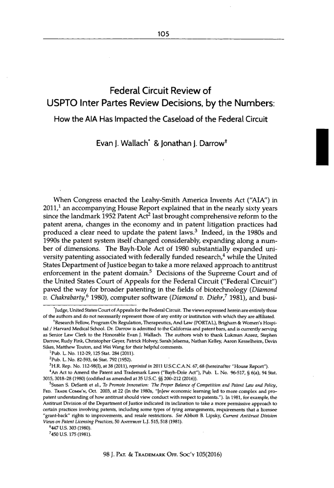 handle is hein.journals/jpatos98 and id is 121 raw text is: 