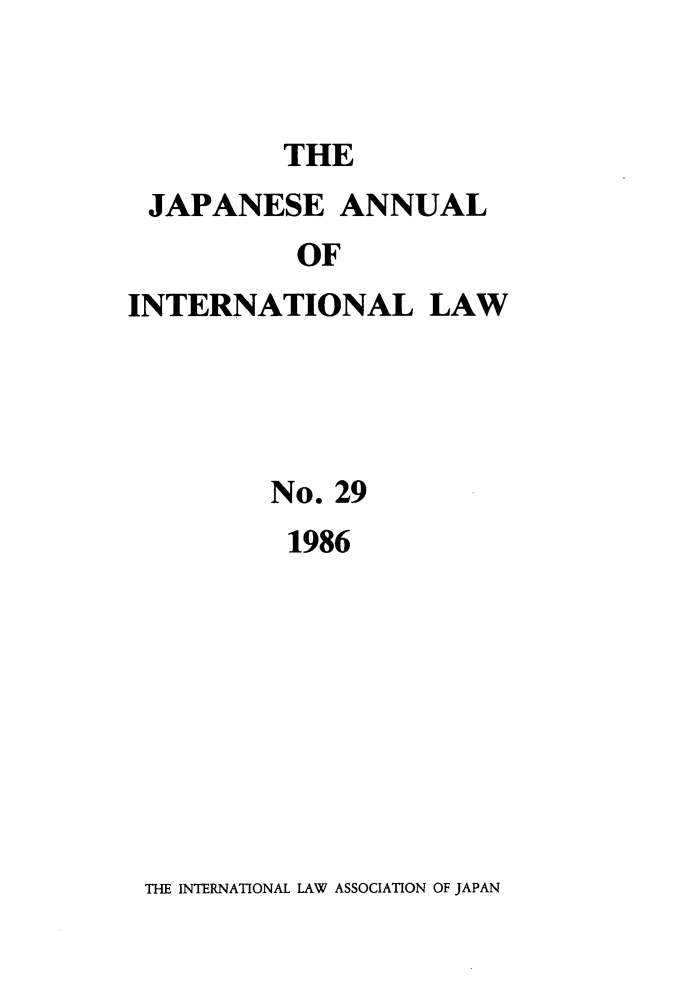 handle is hein.journals/jpyintl29 and id is 1 raw text is: 