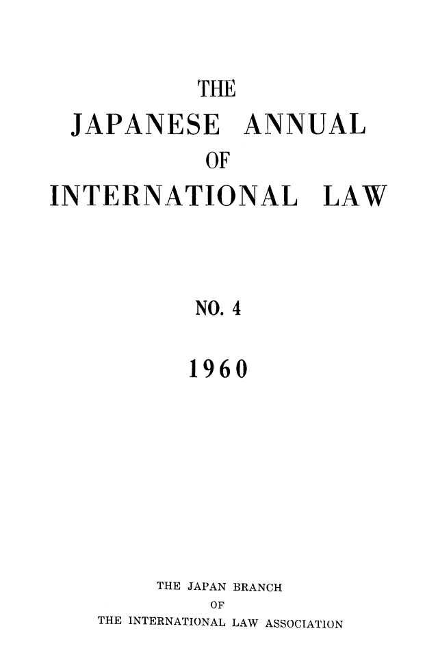 handle is hein.journals/jpyintl4 and id is 1 raw text is: 