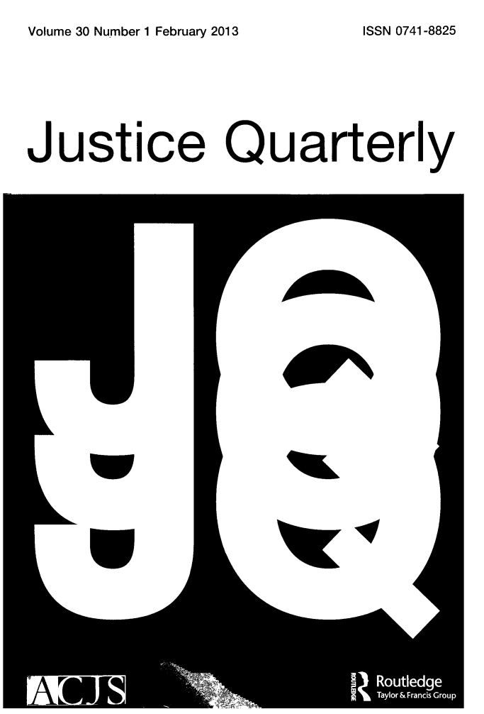 handle is hein.journals/jquart30 and id is 1 raw text is: Volume 30 Number 1 February 2013