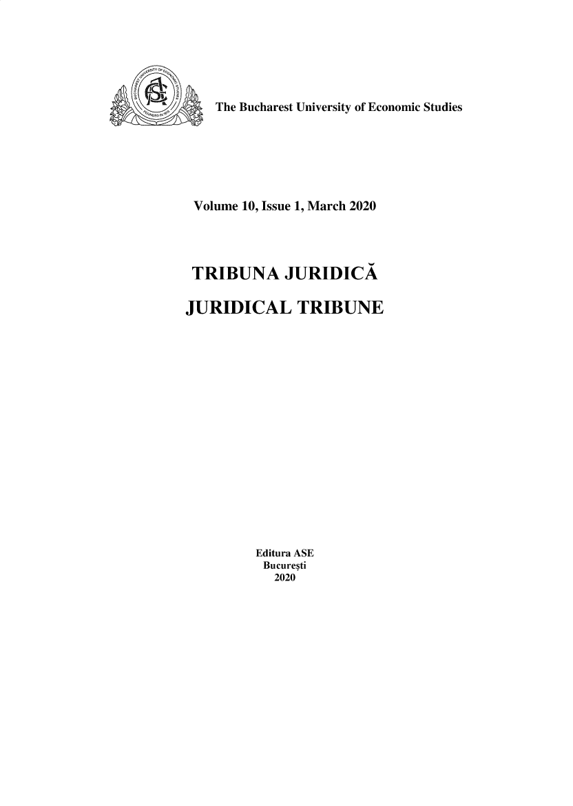 handle is hein.journals/juridtrib10 and id is 1 raw text is: 