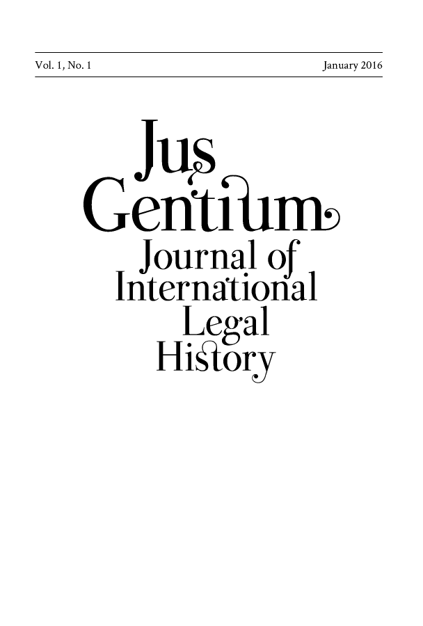 handle is hein.journals/jusge1 and id is 1 raw text is: January 2016