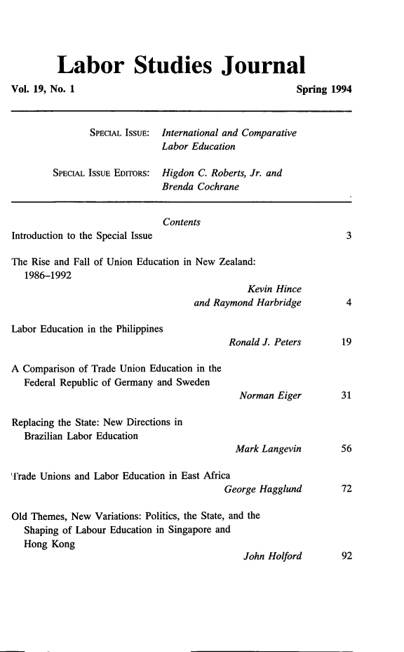 handle is hein.journals/labstuj19 and id is 1 raw text is: 