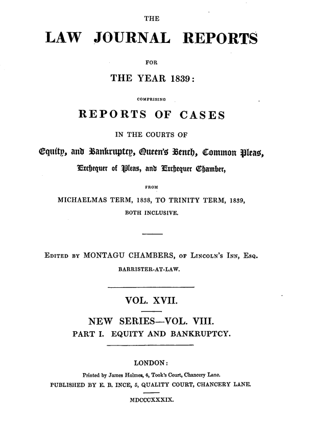 handle is hein.journals/lawjrnl200 and id is 1 raw text is: 