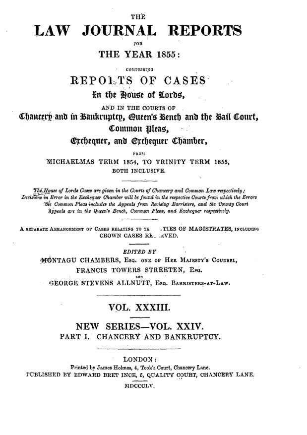 handle is hein.journals/lawjrnl232 and id is 1 raw text is: 