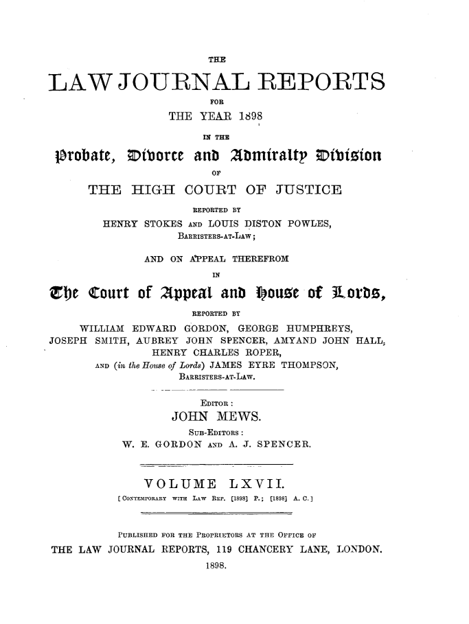 handle is hein.journals/lawjrnl356 and id is 1 raw text is: 