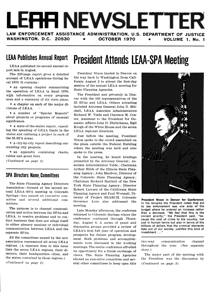 handle is hein.journals/leaanews1 and id is 1 raw text is: 