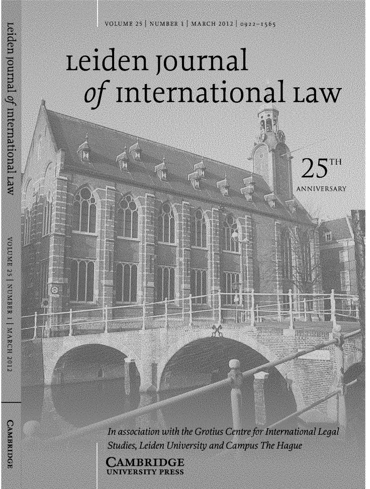 handle is hein.journals/lejint25 and id is 1 raw text is: 