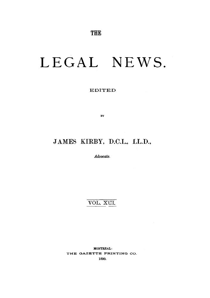 handle is hein.journals/lglnws13 and id is 1 raw text is: THE