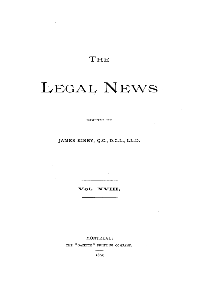 handle is hein.journals/lglnws18 and id is 1 raw text is: THE
