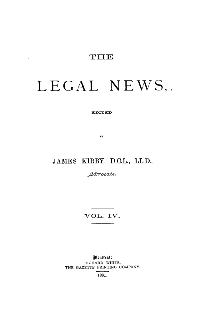 handle is hein.journals/lglnws4 and id is 1 raw text is: THE
