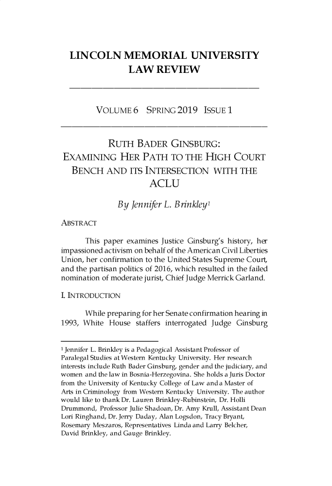 handle is hein.journals/lmulr6 and id is 1 raw text is: 
