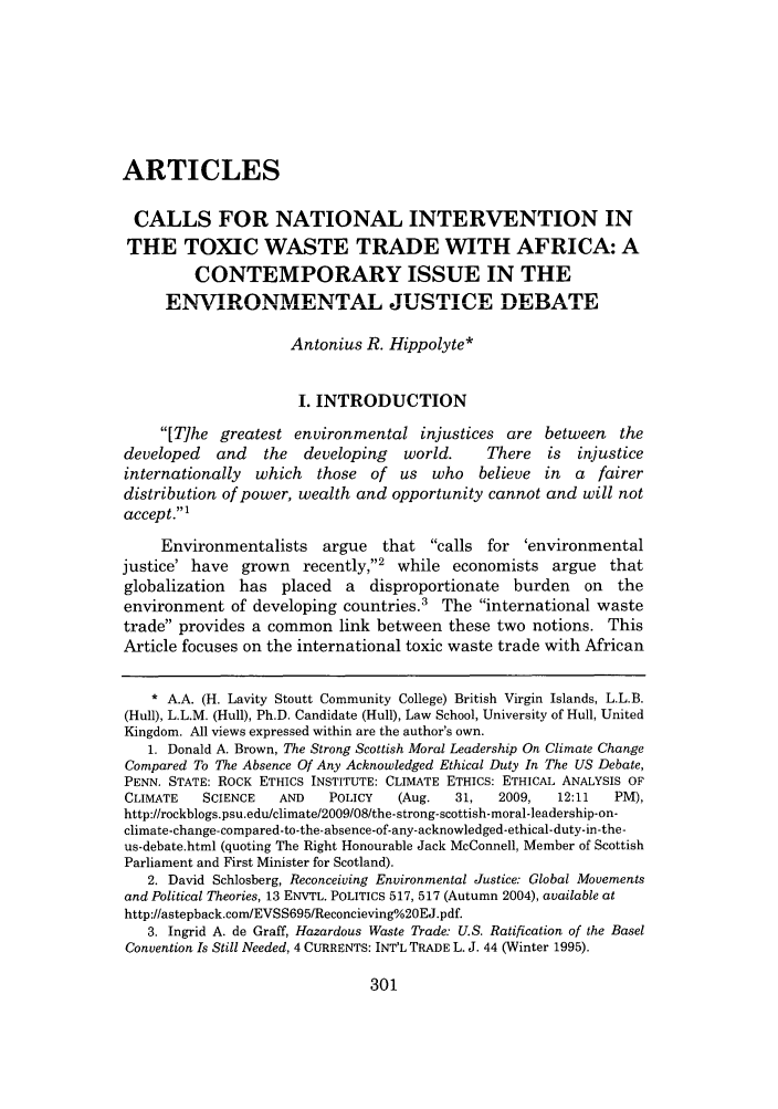 handle is hein.journals/loyolr58 and id is 325 raw text is: ARTICLES