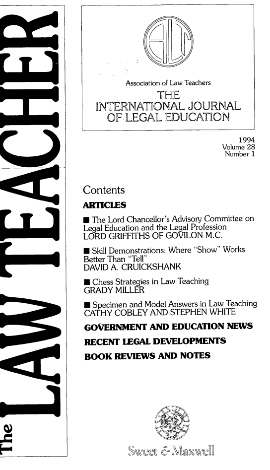handle is hein.journals/lwtch28 and id is 1 raw text is: 