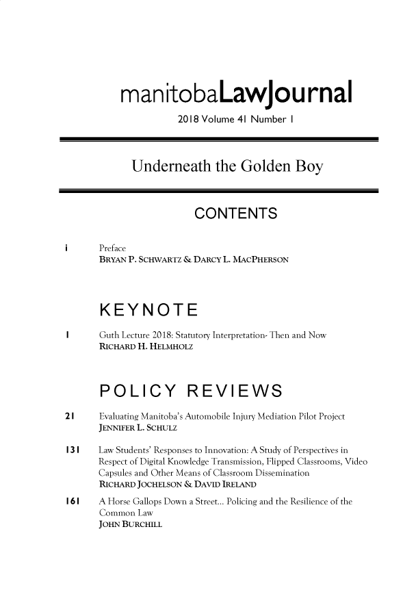 handle is hein.journals/manitob41 and id is 1 raw text is: 