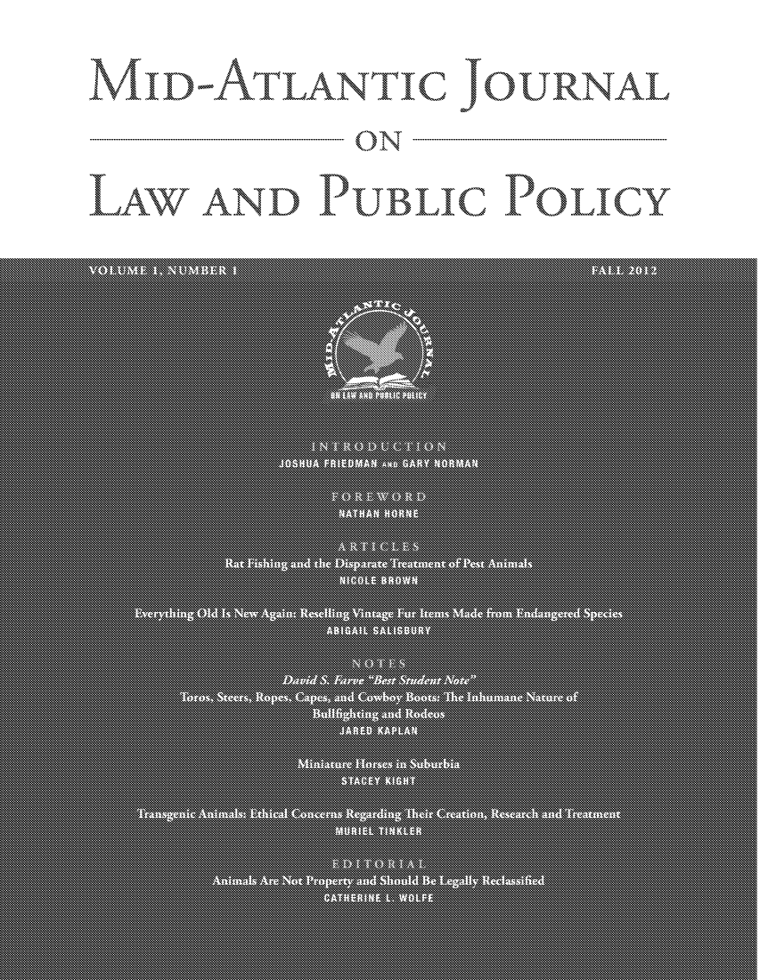 handle is hein.journals/midatlapp1 and id is 1 raw text is: MID-ATLANTIC JOURNAL