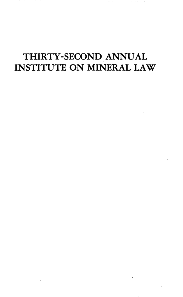 handle is hein.journals/mineral27 and id is 1 raw text is: THIRTY-SECOND ANNUAL