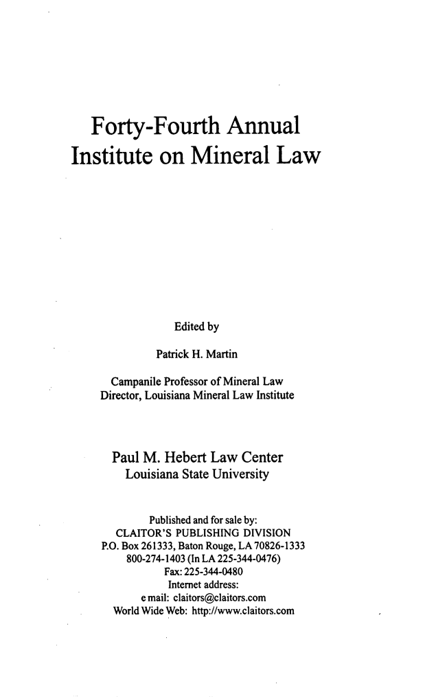 handle is hein.journals/mineral38 and id is 1 raw text is: Forty-Fourth Annual