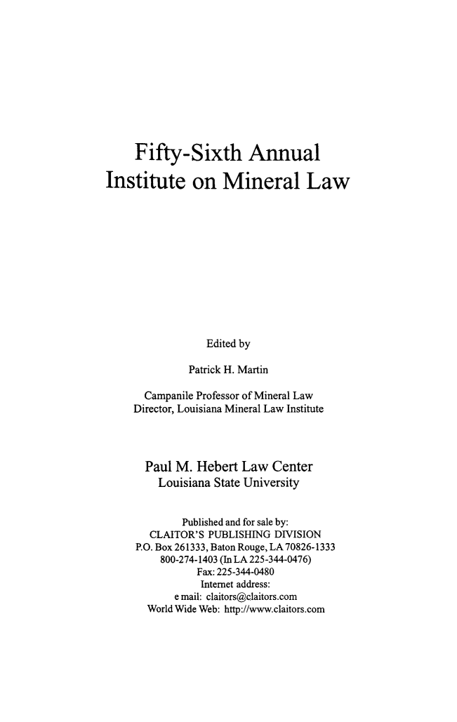 handle is hein.journals/mineral50 and id is 1 raw text is: Fifty-Sixth Annual