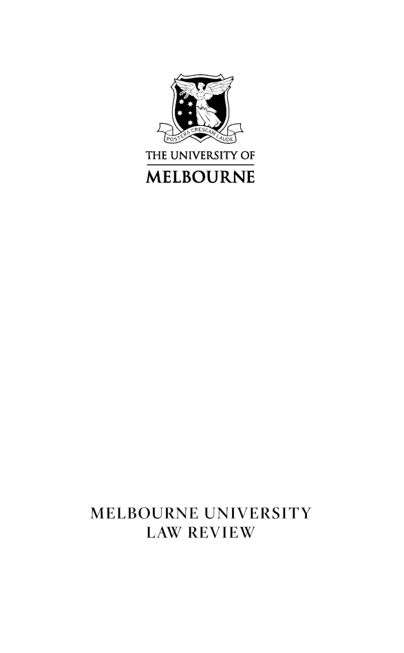 handle is hein.journals/mulr38 and id is 1 raw text is: THE UNIVERSITY OF
