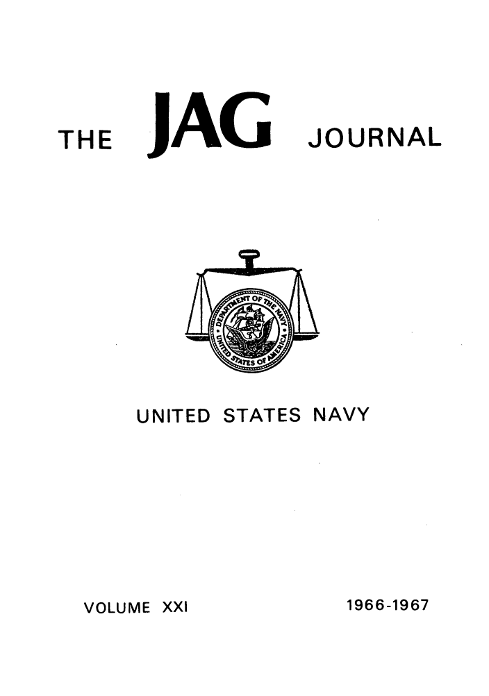 handle is hein.journals/naval21 and id is 1 raw text is: THE