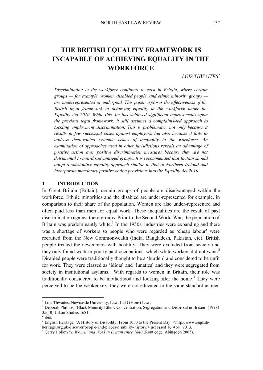discrimination against same sex adoption essay in Doncaster