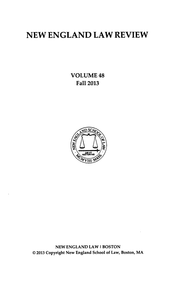 handle is hein.journals/newlr48 and id is 1 raw text is: 