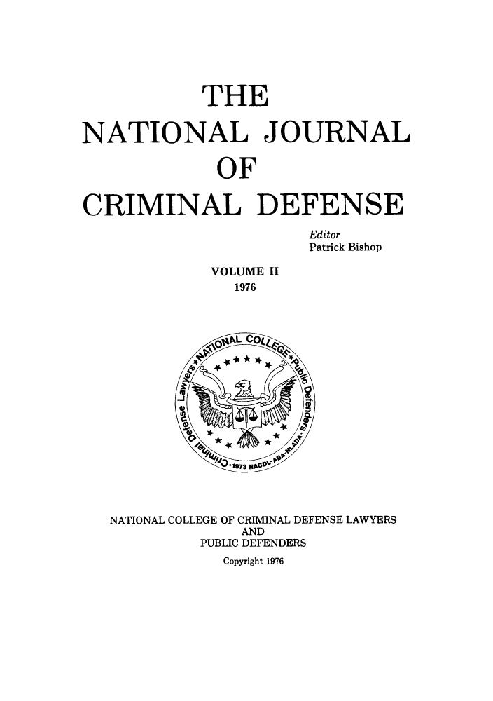 handle is hein.journals/njcdnse2 and id is 1 raw text is: THE