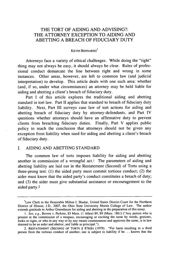 Aiding and abetting breach of fiduciary duty illinois dnr download minecolony mod 1-3 2-4 betting system