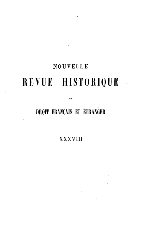 handle is hein.journals/norhfet38 and id is 1 raw text is: 