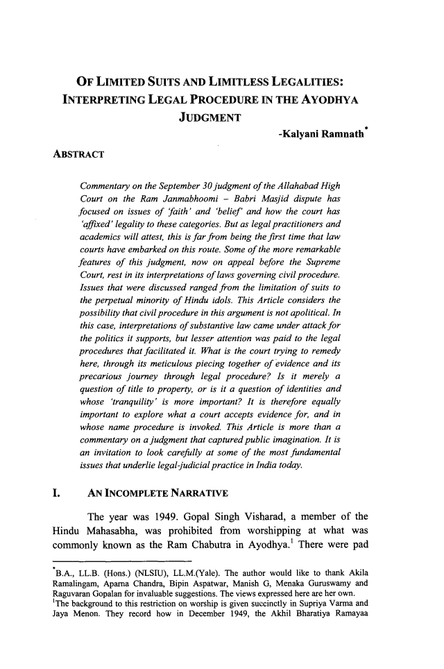 handle is hein.journals/nualsj5 and id is 9 raw text is: 