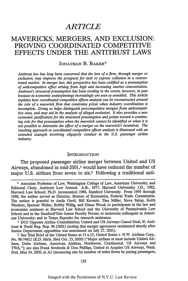 handle is hein.journals/nylr77 and id is 149 raw text is: ARTICLE
