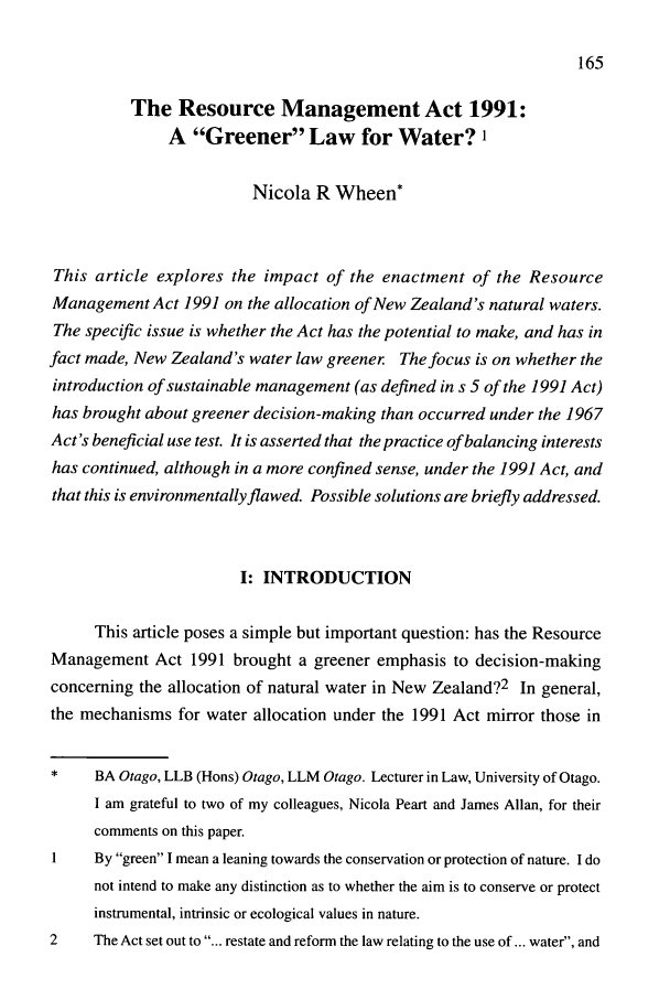 handle is hein.journals/nzjel1 and id is 171 raw text is: 165