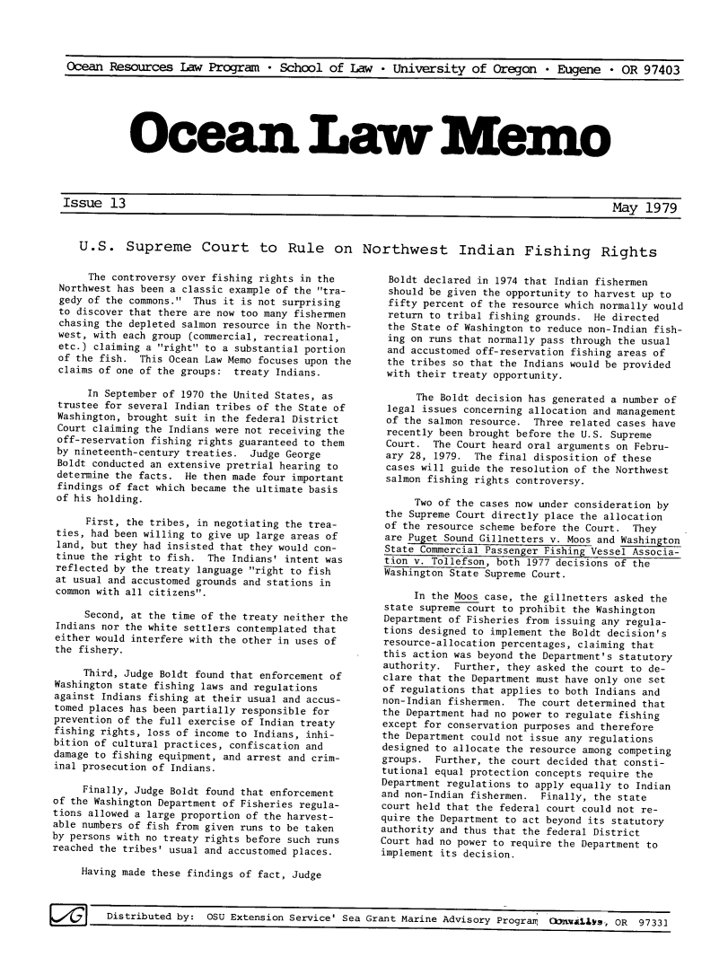 handle is hein.journals/ocoaslme13 and id is 1 raw text is: 